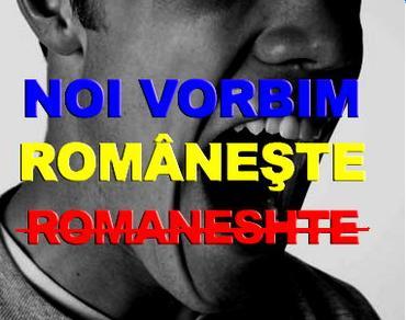 vorbim-romaneste